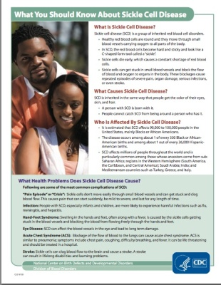 Sept Sickle Cell Awareness page 1